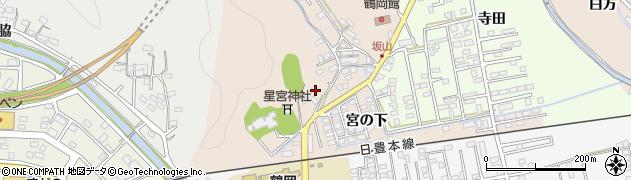 大分県佐伯市鶴望2436周辺の地図