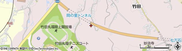 大分県竹田市竹田2266周辺の地図