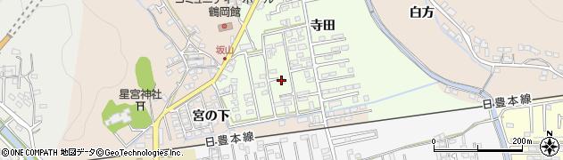 大分県佐伯市鶴望2597周辺の地図