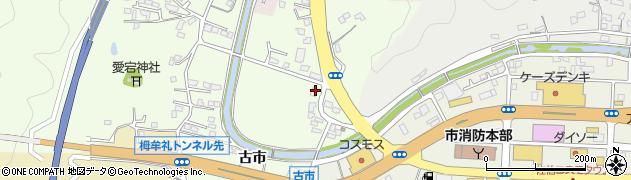 大分県佐伯市稲垣436周辺の地図
