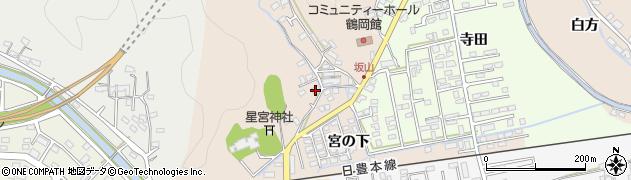大分県佐伯市鶴望2438周辺の地図