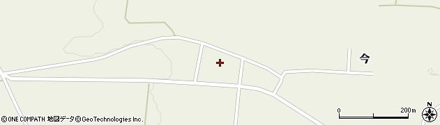大分県竹田市今685周辺の地図