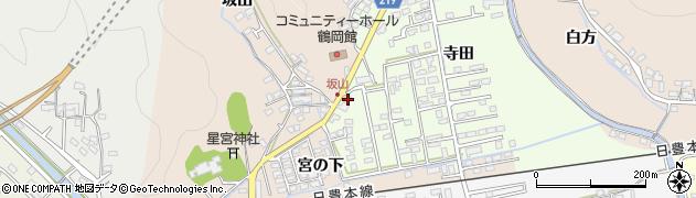大分県佐伯市鶴望2550周辺の地図