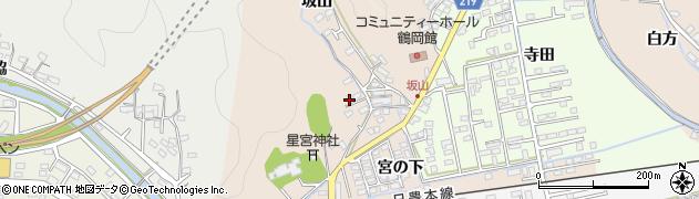 大分県佐伯市鶴望2447周辺の地図
