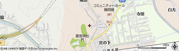 大分県佐伯市鶴望2446周辺の地図