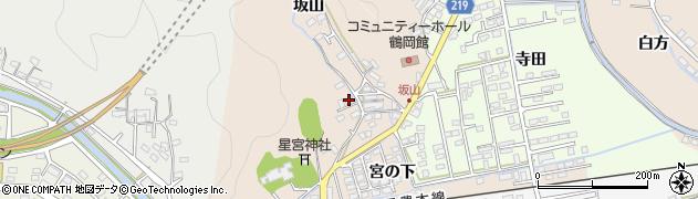 大分県佐伯市鶴望2448-1周辺の地図