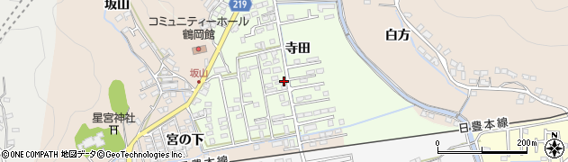 大分県佐伯市鶴望2600周辺の地図