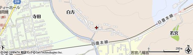 大分県佐伯市鶴望3942周辺の地図