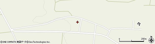 大分県竹田市今723周辺の地図