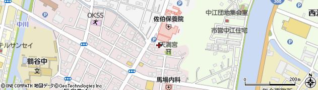 大分県佐伯市東町27周辺の地図