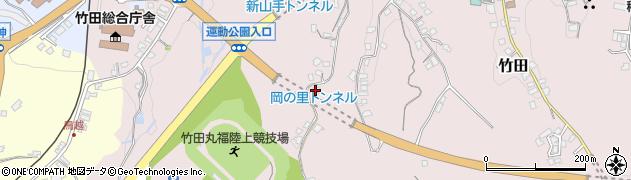 大分県竹田市竹田2209周辺の地図