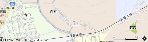 大分県佐伯市鶴望3943周辺の地図