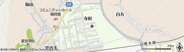 大分県佐伯市鶴望2295周辺の地図