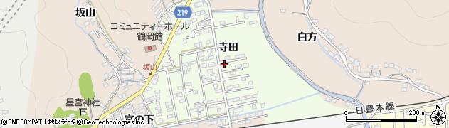 大分県佐伯市鶴望2294周辺の地図