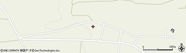 大分県竹田市今726周辺の地図