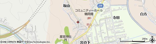 大分県佐伯市鶴望2519周辺の地図