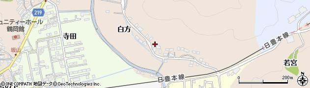 大分県佐伯市鶴望3936周辺の地図