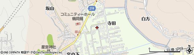 大分県佐伯市鶴望2606周辺の地図