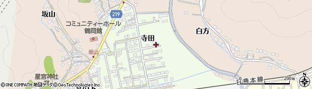 大分県佐伯市鶴望2293周辺の地図