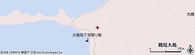 大分県佐伯市鶴見大字大島337周辺の地図