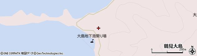 大分県佐伯市鶴見大字大島366周辺の地図