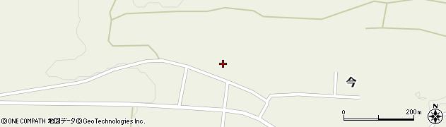 大分県竹田市今1190周辺の地図