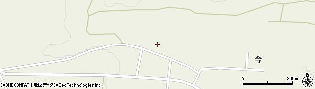 大分県竹田市今1188周辺の地図