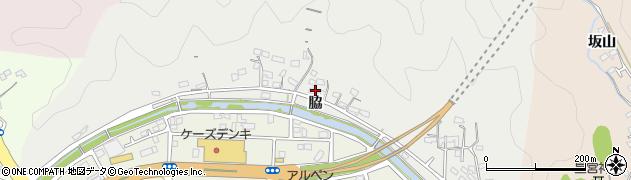 大分県佐伯市鶴望1044周辺の地図