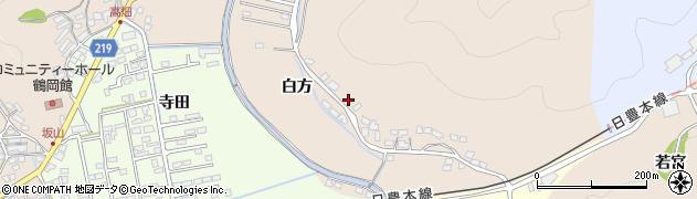 大分県佐伯市鶴望3923周辺の地図