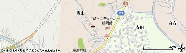 大分県佐伯市鶴望2513周辺の地図