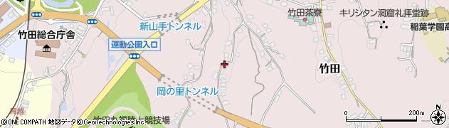 大分県竹田市竹田2311周辺の地図