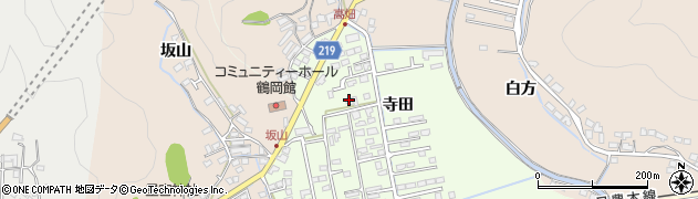 大分県佐伯市鶴望2609周辺の地図