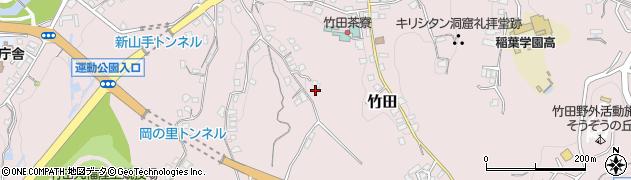 大分県竹田市竹田2400周辺の地図