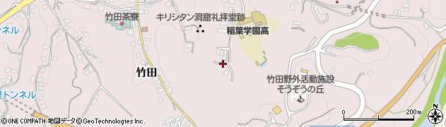 大分県竹田市竹田2493周辺の地図