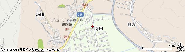 大分県佐伯市鶴望2610周辺の地図
