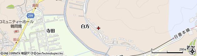 大分県佐伯市鶴望3922周辺の地図