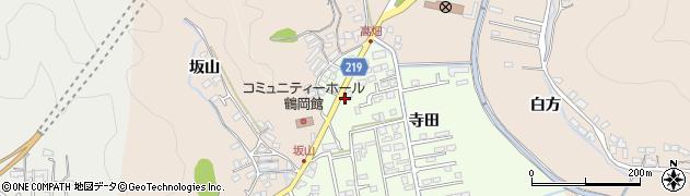 大分県佐伯市鶴望2618周辺の地図