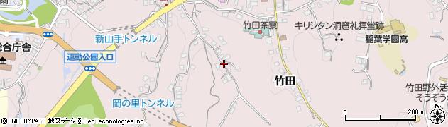 大分県竹田市竹田2335周辺の地図