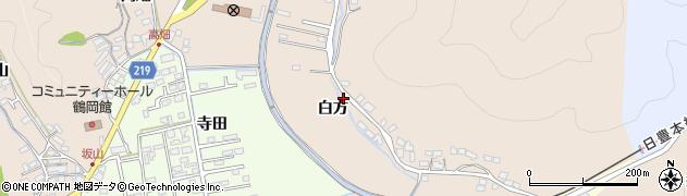 大分県佐伯市鶴望3911周辺の地図