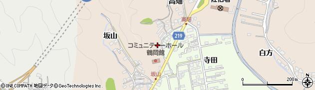 大分県佐伯市鶴望2631周辺の地図