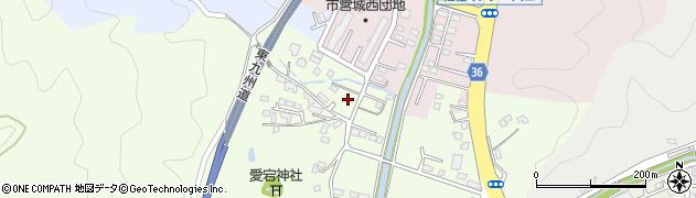 大分県佐伯市稲垣115周辺の地図