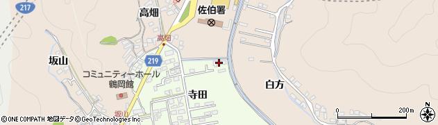 大分県佐伯市鶴望2285周辺の地図