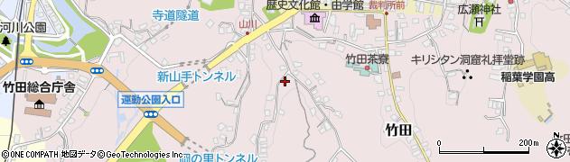 大分県竹田市竹田2527周辺の地図