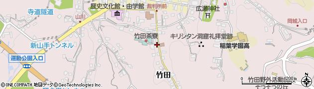 大分県竹田市竹田2060周辺の地図