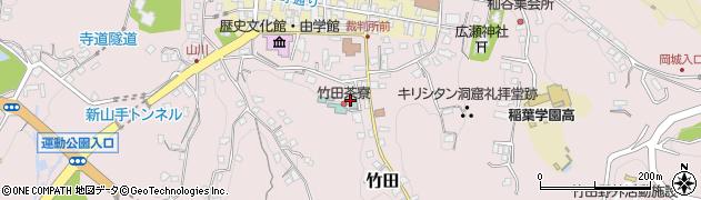 大分県竹田市竹田2420周辺の地図
