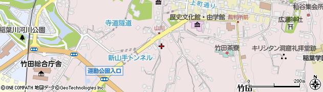 大分県竹田市竹田2232周辺の地図
