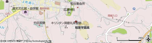 大分県竹田市竹田2501周辺の地図