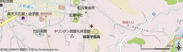 大分県竹田市竹田2555周辺の地図