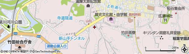 大分県竹田市竹田2238周辺の地図