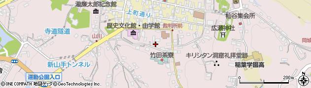 大分県竹田市竹田2078周辺の地図